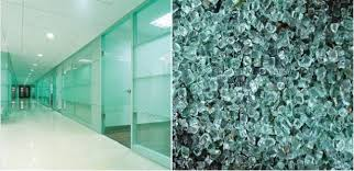 tempered GLASS WALLS